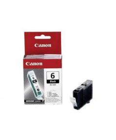 BCI-6Bk [4705A002] Чернильница к Canon BJC-8200; S800/ S820D/ S830D/ S900/ S9000; i865/ i905D/ i950/ i965/ i990/ i9100/ i9950, iP4000/ iP5000/ iP6000/ iP8500, JX500, MP750/ MP760 Black (280 стр.)