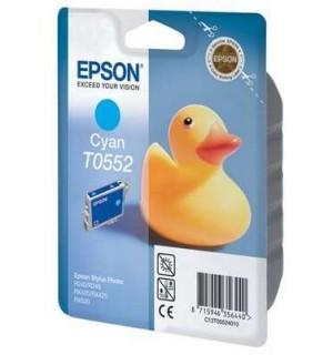 T0552 / T055240 OEM Картридж для Epson Stylus Photo R240; RX400/ 420/ 425/ 520/ 540  C (290 стр.)