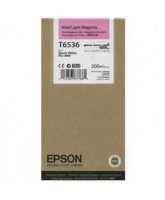 T6536 / T653600 Картридж для Epson Stylus Pro 4900 vivid light magenta ( 200ml )