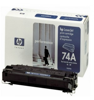 92274A Тонер-картридж черный к HP LJ 4L/ ML/ 4P/ MP, Canon EP-P