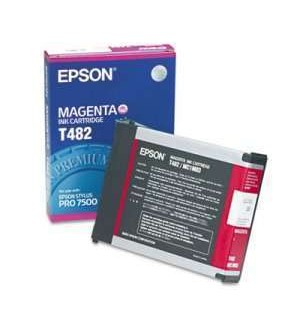 T482 / T482011 Картридж для Epson Stylus Pro 7500, Magent