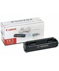 FX-3 [1557A003] Тонер-картридж для Canon ориг. FAX-L200/ 220/ 240/ 250/ 280/ 290/ 295/ 300/ 350/ 360, MultiPASS L60/ L90  (2700)