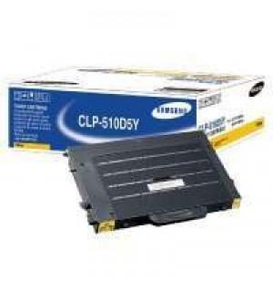 CLP-510D5Y Samsung Желтый тонер-картридж (5000 стр.)