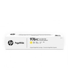 L0S31YC HP 976YC Kартридж HP Yellow (Желтый) для HP Pagewide P55250dw/MFP P57750dw (16 000 стр.)