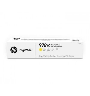 L0S31YC HP 976YC Kартридж HP Yellow (Желтый) для HP Pagewide P55250dw/MFP P57750dw (160