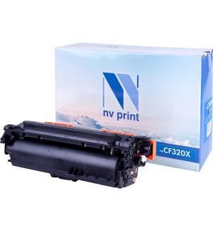 CF320X Картридж NV Print черный, совместимый (21000стр.)
