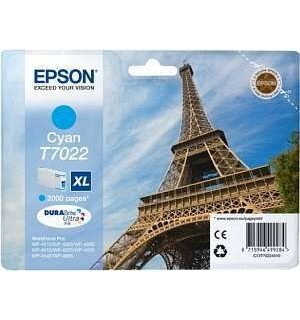 T70224 XL Картридж для Epson WorkForce Pro WP 4015DN/4025DW/4095DN/4515DN/ 4525DNF/ 4535DWF/ 4595DNF