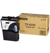 TK-820K [1T02HP0EU0] Тонер-картридж для Kyocera Mita KM-C8100DN, Black 15 000cтр.