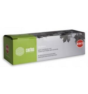 C-EXV3 Совместимая Тонер-туба Cactus CS-EXV3 для Canon iR 2200/ 2220i/ 2800/ 3300/ 3320i
