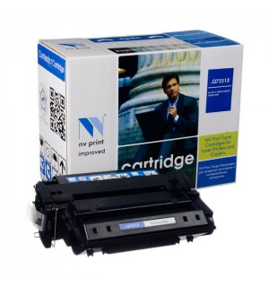Q7551X Совместимый Картридж NV Print для HP mpf P3005/ M3027/ M3035 (13000 стр.)