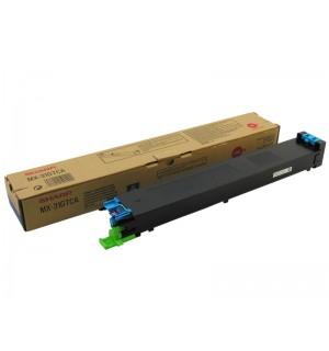 MX-31GTCA Тонер-картридж Sharp голубой для Sharp MX2301/ 2600/ 3100/ 4100/ 4101/ 5001 (15000стр)