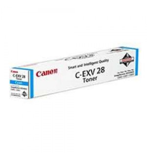 C-EXV28C [2793B002] Тонер-картридж голубой Canon iR ADVANCE C5045, C5051, C5045i, C5051i C5250/C5250i/C5255/C5255i (38000 стр.)