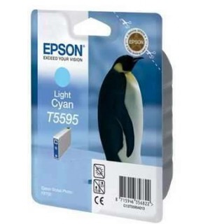 T5595 / T559540 Картридж EPSON Stylus Photo RX700 Light Cy
