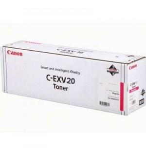 C-EXV20 Magenta [0438B002] Тонер-картридж Canon для imagePRESS C6000VP/ 7000VP, малиновый