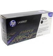 Q6470A / Q6470AC HP 501A Картридж для HP Color LaserJet 3600/ 3800/ CP3505 Black (6000 стр.)