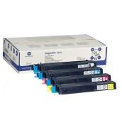 1710531-100 (9960A1710531100) Комплект тонер картриджей для принтера Konica Minolta MagiColor 7300;