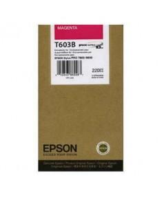 T603B / T603B00 Картридж для Epson Stylus Pro 7800/ 9800, Magenta (220 мл.)