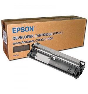 S050100 Тонер-картридж Epson AcuLaser C1900/ C900 Black (4500стр.)