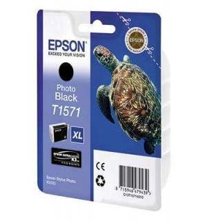 T15714010 Картридж EPSON Stylus Photo R3000 Photo Black