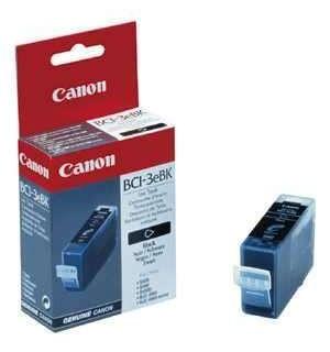 Уцененная чернильница Canon BCI-3eBk [4479A002]