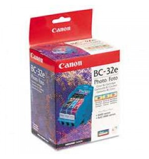 BC-32e [4610A002] Фото-картридж к Canon BJC 6x00/ S450/ 4500 голова с чернильницами BCI-3ePС, BCI-3ePM, BCI-3ePBK