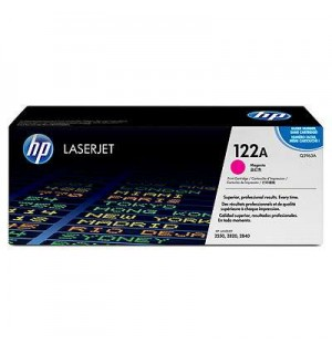 УЦЕНЕННЫЙ пурпурный картридж HP Q3963A №122А для HP Color LJ