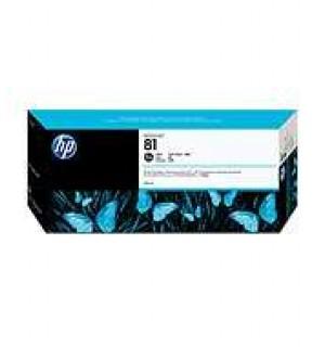 C4930A HP 81 Картридж черный для плоттеров HP DesignJet 5000/ 5000ps/ 5500/ 5500ps. Black (680 ml)