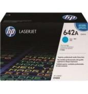 CB401A HP 642A Картридж для HP Color LaserJet 4005, Cyan 7500стр.