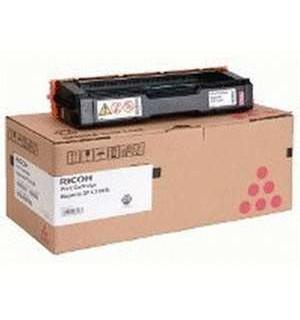 Type-SPC310HE [407636/406481] Картридж Ricoh высокой емкости, малиновый для  Aficio SPC231N/SF/232DN/SF/311N/312DN/320DN/242DN/SF (6000стр.)