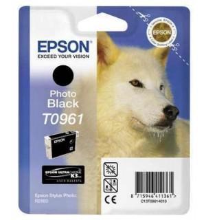 T0961 / T09614 Картридж EPSON Stylus Photo R2880 Photo Black (Epson UltraChrome K3 Vivid Magenta)