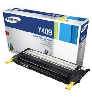 CLT-Y409S Картриджи Samsung к цветным принтерам CLP-310/310N/315, МФУ CLX-3170/3170NF/3175/3175FN (1