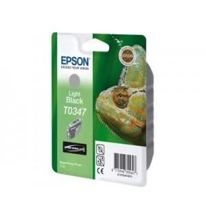 T034740 совместимый картридж TV для Epson Stylus Photo 2100 grey