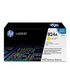 CB386A №824A Желтый барабан для HP Color LaserJet CP6015/ CM6030/ CM6040 (35000стр.)