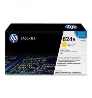 CB386A HP 824A Желтый барабан для HP Color LaserJet CP6015/ CM6030/ CM6040 (35000стр.)