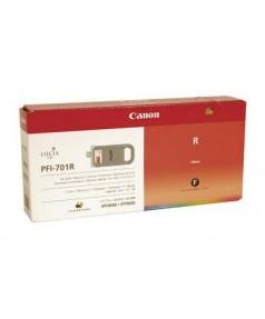 PFI-701R [0906B005] Чернильница CANON Red для IPF-8000/9000 700мл
