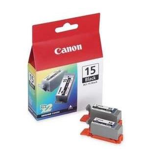 Уцененные чернильницы Canon BCI-15BK [8190A002]