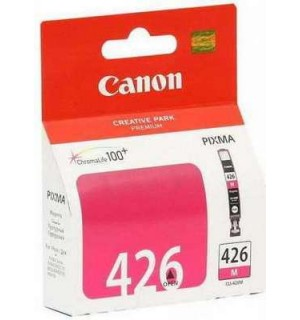 CLI-426M [4558B001] Картридж красный (чернильница) для PIXMA Series IP4840/ 4940, MG5140/ 5240/ 6140/ 8140, MX894/ ix6540/  714