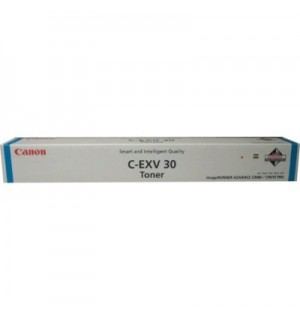 C-EXV30C [2795B002] Картридж голубой для Canon iR Advance C9060/C9065/C9070 (54000стр.)