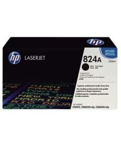 CB384A №824A Чёрный барабан для HP Color LaserJet CP6015/ CM6030/ CM6040 (35000стр.)