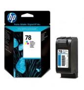 C6578D HP 78D Картридж для HP DJ 916-122...