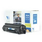 CB436A Совместимый Картридж NV Print для...