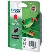 T0547 / T054740 Картридж EPSON Stylus Photo R800/ R1800 Red (400стр.)