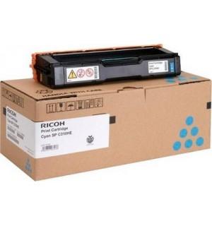 Type-SPC310HE [407637/406480] Картридж Ricoh высокой емкости, голубой для  Aficio SPC231N/SF/232DN/SF/311N/312DN/320DN/242DN/SF (6000стр.)