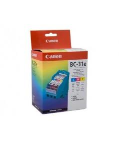 BC-31e Картридж к BJC 6100/ 6200/ 6500;S450/ 4500 голова с чернильницами BCI-3eС, BCI-3eM, BCI-3eY