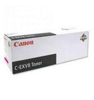 C-EXV8/GPR-11 Magenta [7627A002] Тонер-туба к копирам Canon iR C 3200/ 3220N, CLC 3200/ CLC 3220/ CLC 2620 красный.
