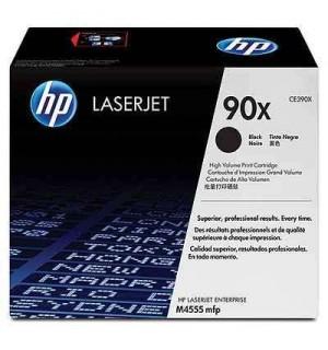 CE390X/CE390XC HP 90X Картридж для HP LaserJet M4555 MFP, Enterprise 600 M602, Enterprise 600 M603 (для М601 не подходит!) (24000 стр.)