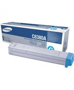 CLX-C8380A Картридж Samsung к цветным МФУ CLX-8380 (15000 стр.) Cyan