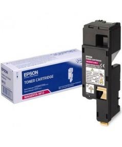 S050612 Тонер-картридж для Epson AcuLaser C1700/ C1750N, красный (1,4K)