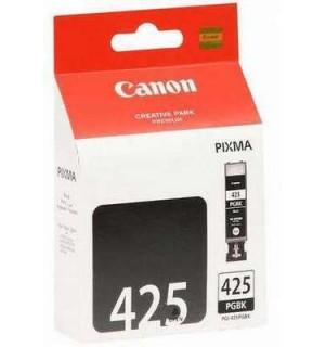 PGI-425PGBK [4532B001] Картридж черный для iP4840/ 4940, MG5140, MG5240, MG6140, MG8140, iX6540, MX894/ 714. (344 стр)
