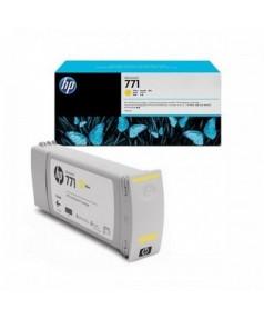 B6Y10A/ CE040A Картридж №771 желтый для плоттера HP DesignJet Z6200, Z6600, Z6800 (775 ml) Yellow